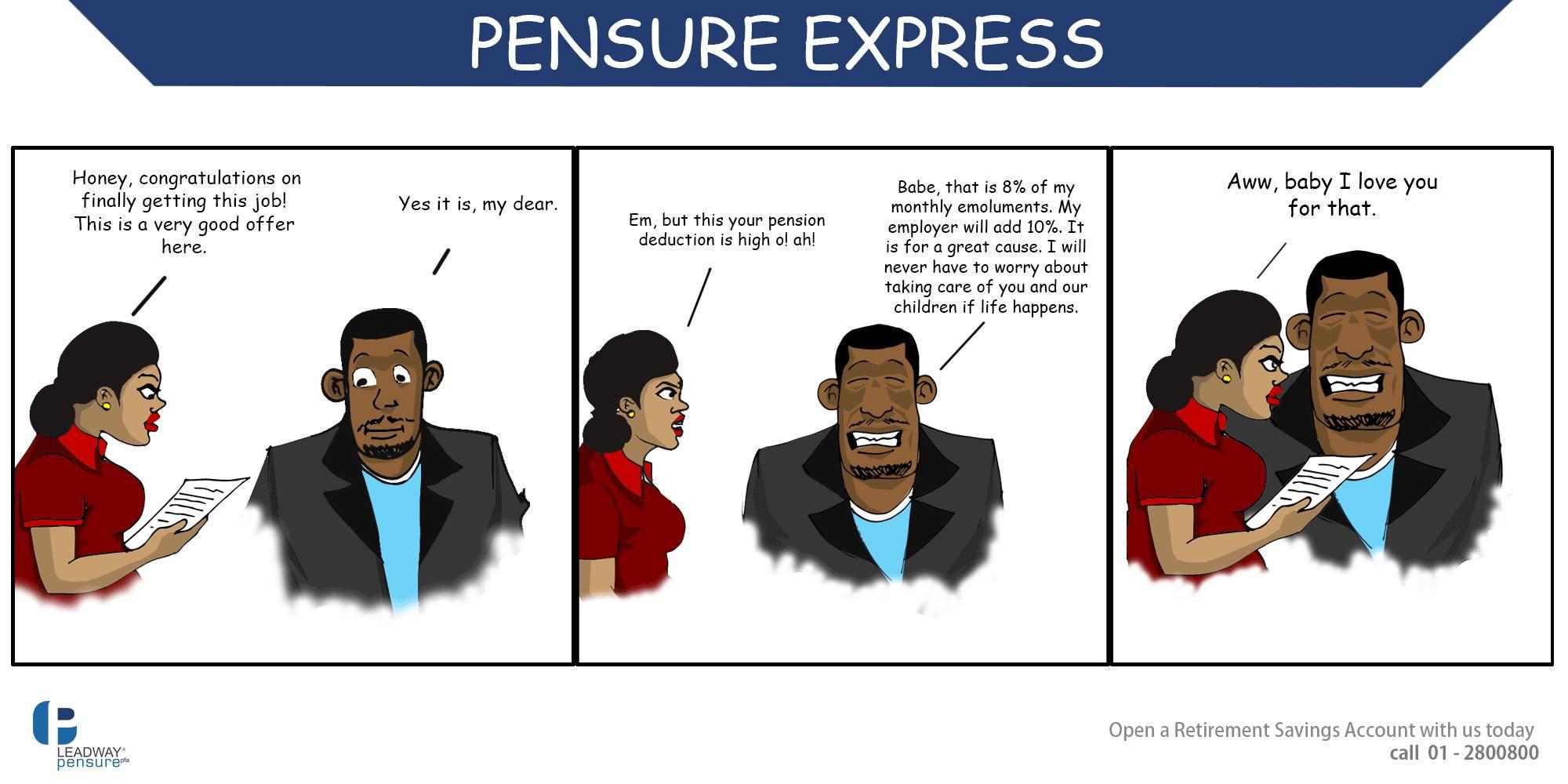 Pensure Express